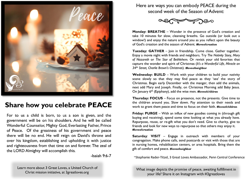 Advent2 Peace